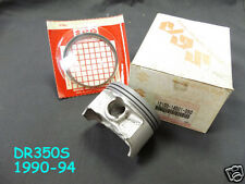 Suzuki DR350 Piston + Piston Ring Set 0.50 NOS DR350S 1991 KIT 12100-14D01 050