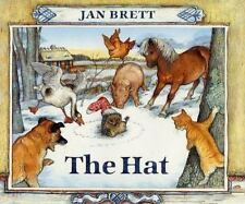 The Hat by Jan Brett c1997, NEW Hardcover