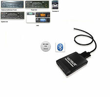 Bluetooth USB SD Adapter AUX  MP3 Wechsler Renault  Megane II 2 2002-09