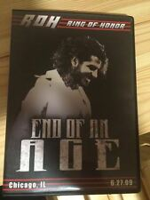 Ring of Honor End of an Age ROH NXT NJPW PWG WWE of the Fall Project 161 Kenta