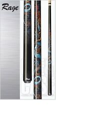 Rage RG89 Ice Dragon Pool Cue w/ FREE Shipping