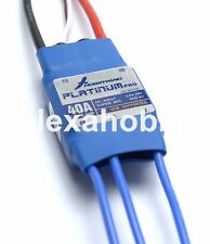Hobbywing Platinum 40A Pro ESC for Multirotor Helicopter 400 450 Heli RC Plane