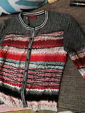 Missoni Red Label new Cardigan 2016 new with tags multicolor stunner 44 S/M