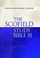 Bible: Schofield Study Bible 3 by Oxford University Press Inc (Hardback, 2004)