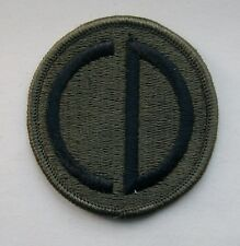 USA Army 85th Infantry Division Shoulder Patch.