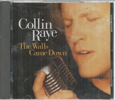 The Walls Came Down by Collin Raye CD 1998 Epic