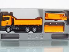 Herpa 306492 1:87 Scania R Winterdienstfahrzeug NEU in OVP