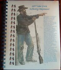 Civil Warb History of the 22nd New York Infantry Regiment