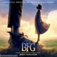 THE BFG ( NEW SEALED CD ) WALT DISNEY MOVIE FILM SOUNDTRACK / JOHN WILLIAMS