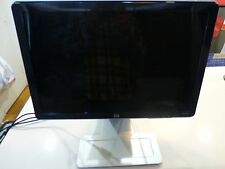 "HP W2207 22"" Widescreen LCD Monitor Turns 90 Degrees Includes Cables 1680x1050"