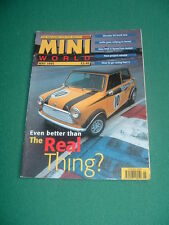 MINI WORLD *** BACK ISSUES*** MAY  1995