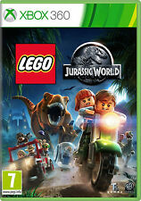 LEGO Jurassic World (Microsoft Xbox 360, 2015) NEW Cheapest Buy It Now
