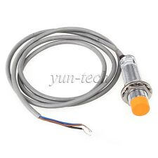 3-Wire PNP NC Noncontact Capacitive Proximity Sensor Switch Normal Closed