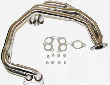 STAINLESS STEEL MANIFOLD HEADER/EXHAUST For 1997-2005 SUBARU IMPREZA 2.5LRS EJ25