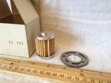 FRAM fuel filter element, pn FF191, new old stock.  Item:  3246