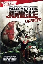Welcome to the Jungle (DVD, 2007) - New