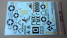 Decal for Boeing B-17 'Flying Fortress'   1/72  Print Scale # 72-236 NEW!!!