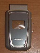 Neu: Original Siemens CF62 Cover Gehäuse Frontschale Frontcover Oberschale