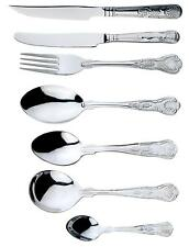 Kings 42 Piece Cutlery Set-Stainless Steel-Quality Catering-Value For Money