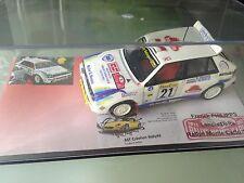 Decal 1 43 LANCIA DELTA N°21 Rally WRC monte carlo 1996 montecarlo