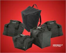 NEW!  5 pc set - 2 Saddlebag Liners & 3 Piece Trunk Liner Set - Can Am Spyder RT