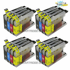 16PK LC75 High Yield Ink for Brother MFC-J430w MFC-J825DW MFC-J835W Printer