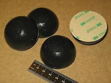 4 SORBOTHANE SORBO 2 in VIBRATION ISOLATION FEET 70D with Felt Bottom 50mm