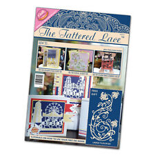 Tattered Lace Magazine Issue 6 Stephanie Weightman Free Large Flourish Die