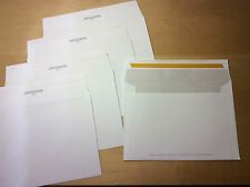 New - 5x Sobres Envelopes JAEGER LeCOULTRE - White Blanco - For Collectors