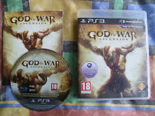 God OF WAR: Ascension-ps3 GIOCO (Sony PLAYSTATION 3)