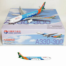 Dragon Wings 56229 Airbuus A330-300 1/400 Model Expo 2010 China Eastern Airlines