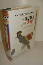 Wizard of the Crow SIGNED by Ngugi wa Thiong'o 1st/1st 2006 Hardcover Nobel RARE
