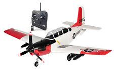 TOP EPO T34 RC RTF Propeller Plane Model W/ Brushless Motor Servo ESC Battery