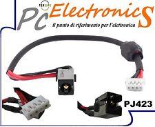 Connettore Alimentazione DC Power Jack ORIGINALE PER ASUS PJ423 14G140359100
