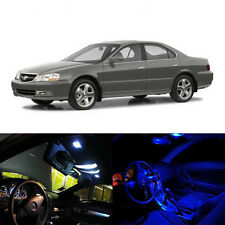 5 x LED Full Interior Lights Package Deal For 1999-2003 Acura TL 3.2TL Type-S