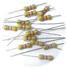 200pcs 470 Ohm for 12v led 1/4W 5% Carbon Film Resistors RoHS