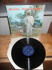 """Joseito Fernandez """"Guajira Guantanamera"""" LP LDG-2010 GUAMA' CUBA"""