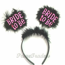 Bride to Be Hairband/Headband Spinster bachelor Party - Pack of 1pcs