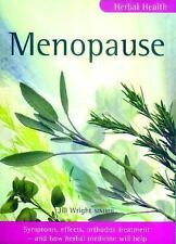 Menopause: Symptoms, causes, orthodox treatment - and how herbal medicine will h