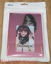 MINAH GIRL'S DAY 1ST MINI I AM A WOMAN TOO SMC CARD ALBUM + FOLDED POSTER NEW