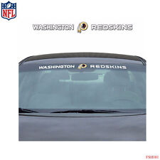Brand New NFL Washington Redskins Car Truck SUV Windshield Window Decal Sticker