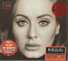 NEW CD ADELE 25 (Original Artist & Recording) Deluxe Edition 49 Songs 3CD