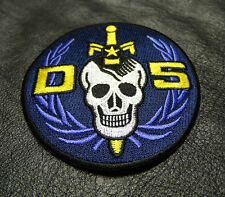 DANGER 5 TV SHOW 3.5 INCH IRON ON PATCH