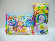 """Kracie"" Popin Cookin DIY Kit, Oekaki Gummy Land & Nerunerunerune Grape !!"