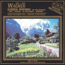 Classical Overtures Wagner Audio CD