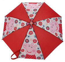 Girls Peppa Pig Umbrella