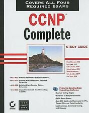 CCNP Complete Study Guide: Exams 642-801; 642-811; 642-821; 642-831