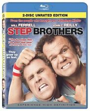 Step Brothers   DVD Blu-ray Will Ferrell, John C. Reilly