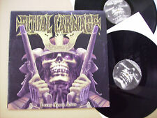 RITUAL CARNAGE EVERY NERVE ALIVE OSMOSE 2LP