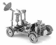 Apollo Lunar Rover 3D Metallic Puzzle Model - Stainless Steel - New